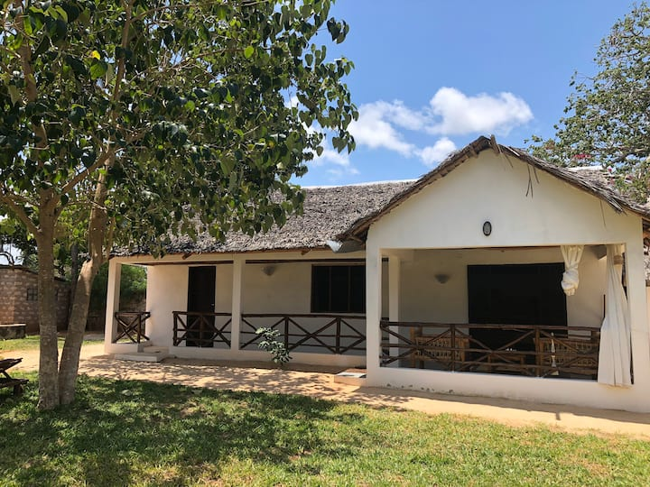 Cassorina Cottage . A beautiful oasis  in Kenya