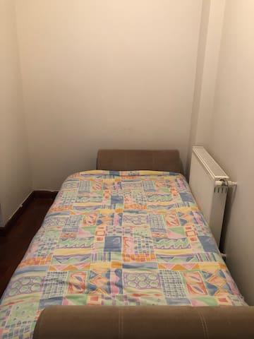 İstanbul'un göbeğinde günlük kiralık oda