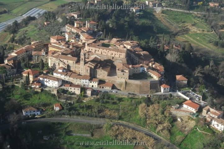 Casa nel borgo antico a Lari