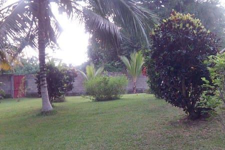 La Maison N°2 aux Logis Ebomé - Kribi - Kribi - Hus