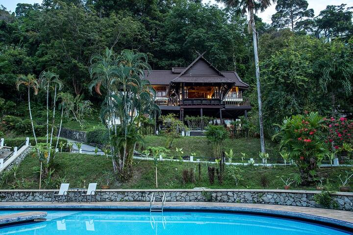 Villa Yanti Nature at your doorstep