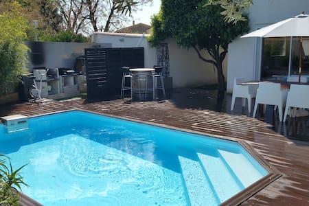 Villa de charme piscine et tout confort - Vergèze - 别墅