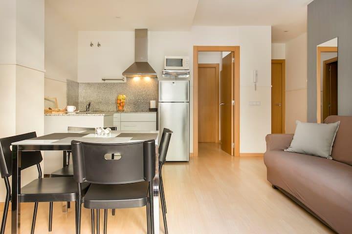 Apartamento para 4 Sata Olimpic Village Area