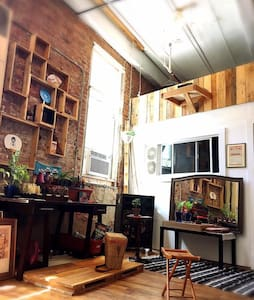Cozy and Secluded - Creative Loft Space - Brooklyn