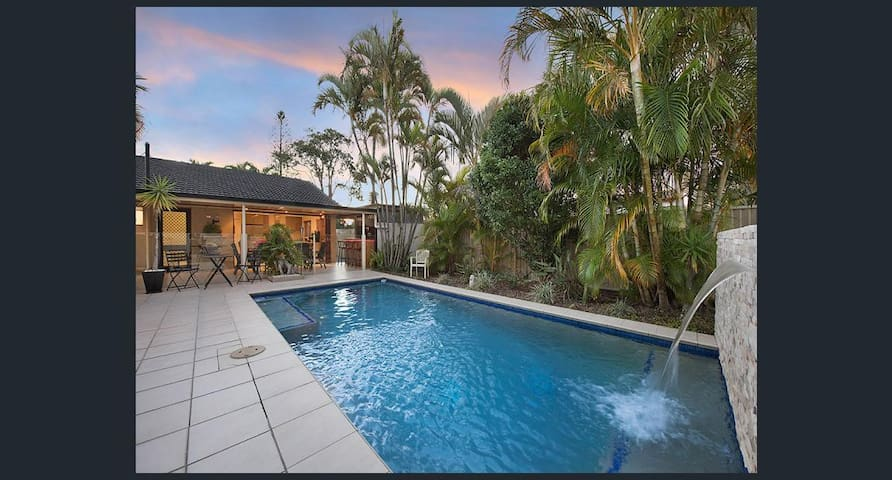 Home near the picturesque Maroochy River