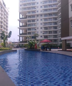 Comfy Homy 2 Bedroom Apartment at Gateway Pasteur