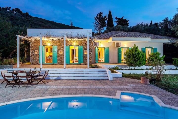Villa Eleonas in Skopelos island