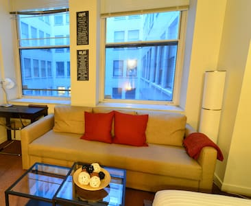 Beautiful Studio in the Loop. Amazing Location! - Chicago - Apartment