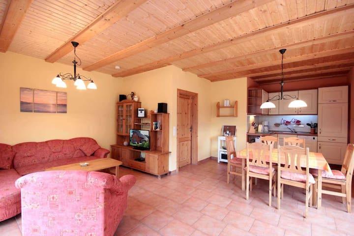 Haus Jahnel 2 Baabe, Ferienhaus 58RB1, Haus Jahnel 2