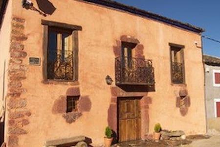 La Encantada, Becerril (Riaza), Segovia - Becerril
