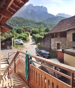 Appartement entier au cœur de M-S-B - Menthon-Saint-Bernard - Apartamento