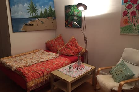 Geräumige Maisonettewohnung - Grünenbach - Wohnung