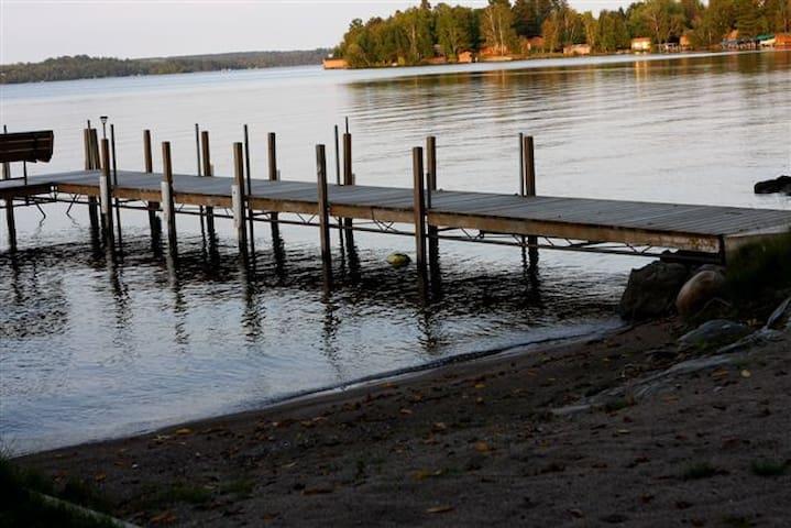 Year Round Lake Vermilion Hideaway