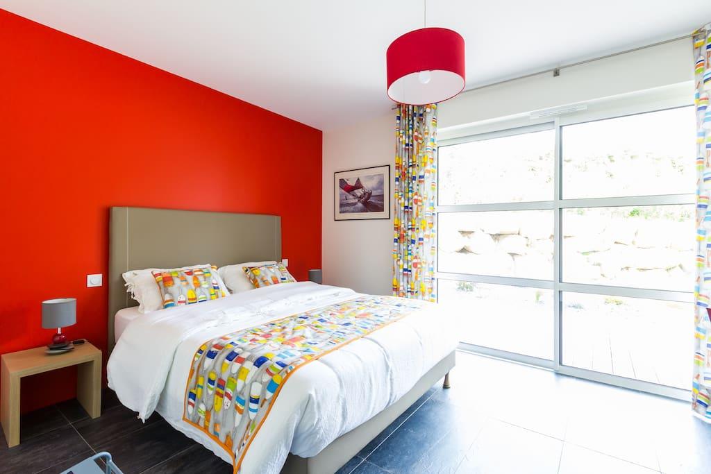 ch d 39 h tes la vanneresse ty guard bed breakfasts louer la trinit sur mer. Black Bedroom Furniture Sets. Home Design Ideas