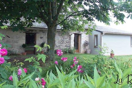 Maison dans le vignoble angevin