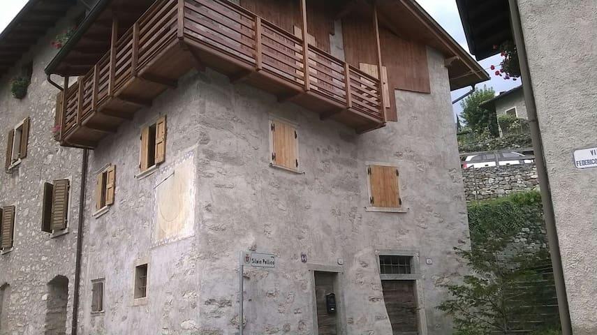 Accogliente casa in un borgo quieto
