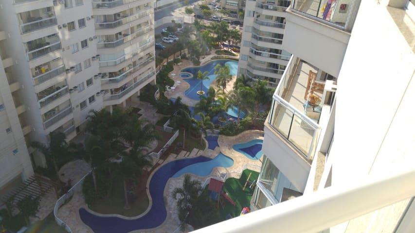 AP Auto Padrão Melhor do Recreio - Rio de Janeiro - Apartamento