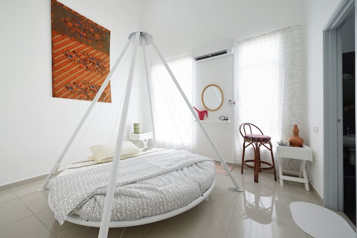 Swing Bed Lullaby