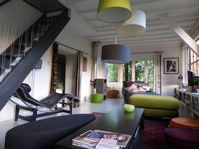 """Dans une maison """"hors du monde""""... - Nâves-Parmelan - House"""