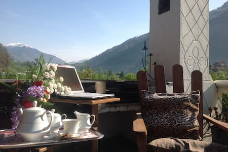 KULLU MANALI OUR PLACE ROSE COTTAGE - Manali/Raison/Kullu - 別荘