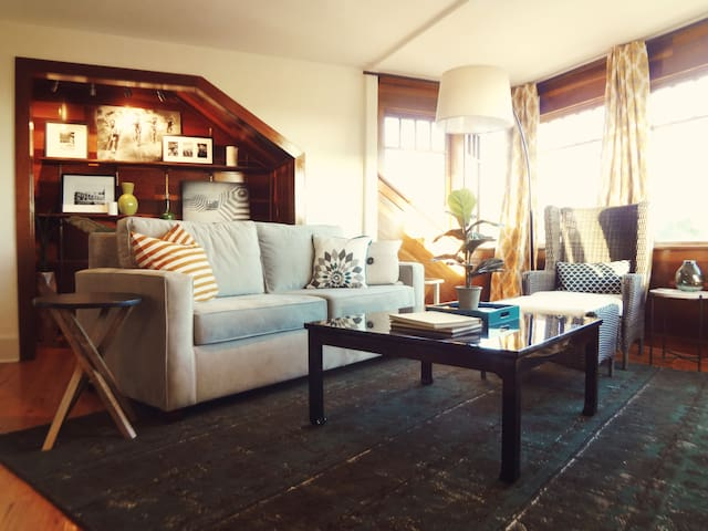 Quaint Hillcrest home w/ character in perfect spot - San Diego - Flat