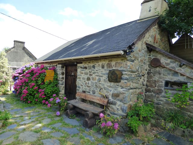Le Penty du Breuil dans le Finistère