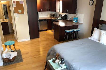 Cozy Downtown Studio Unit in Winnipeg