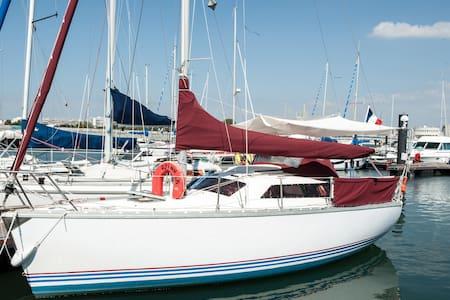 Séjour à bord d'un voilier - La Rochelle