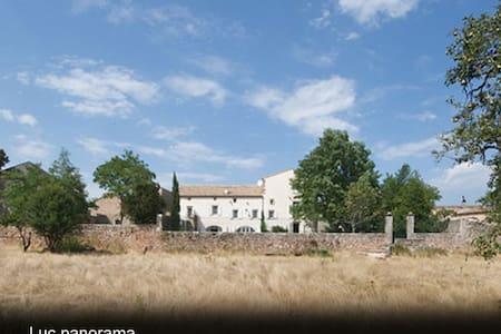 Prieuré du Luc gite de charme Gard - Campestre-et-Luc