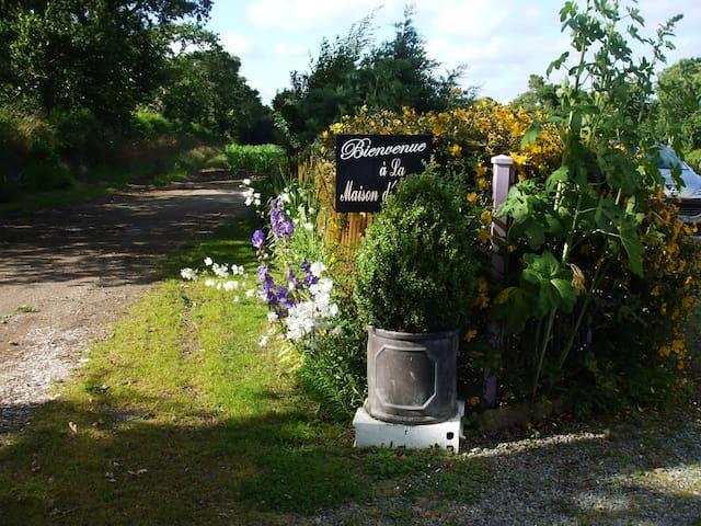 Maison calme et cosy Finistère sud - Clohars-Carnoët - Casa