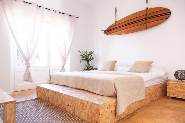 São João Surf Villa - Room Fonte da Telha
