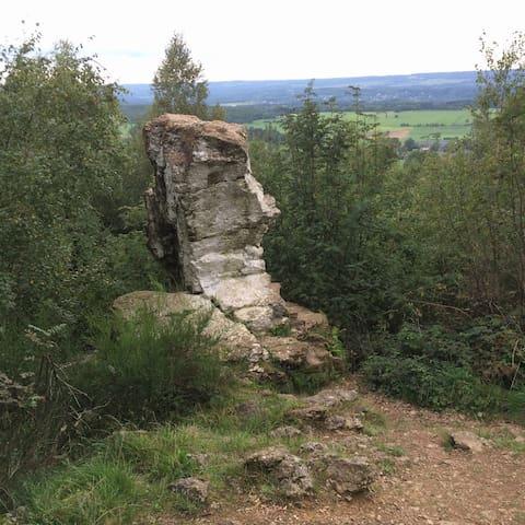 Menhir in Wéris