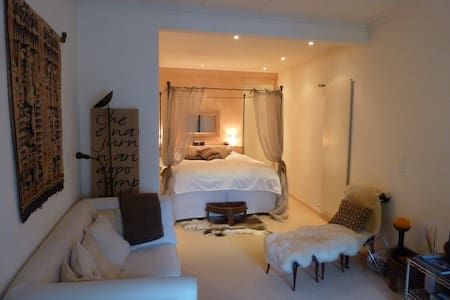 Small apartment of great charm, downtown St.Moritz - Saint Moritz