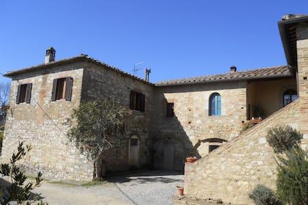 La Casetta del telegrafo in Chianti - Castelnuovo Berardenga - Talo