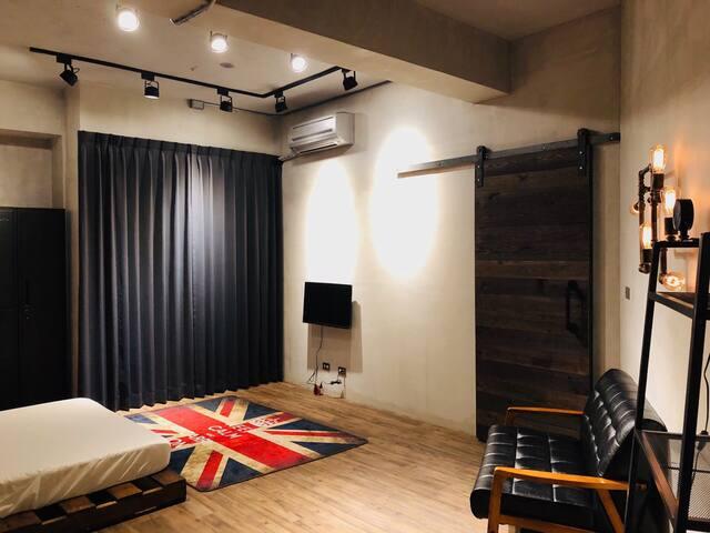 NICE NEST恏窩 住宿D 舒適一房廳Loft