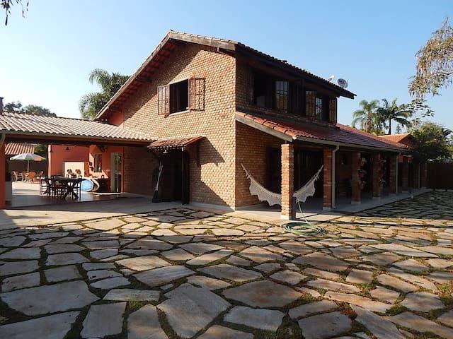 Casa em Barra do Una, São Sebastião - SP. - São Sebastião - Casa