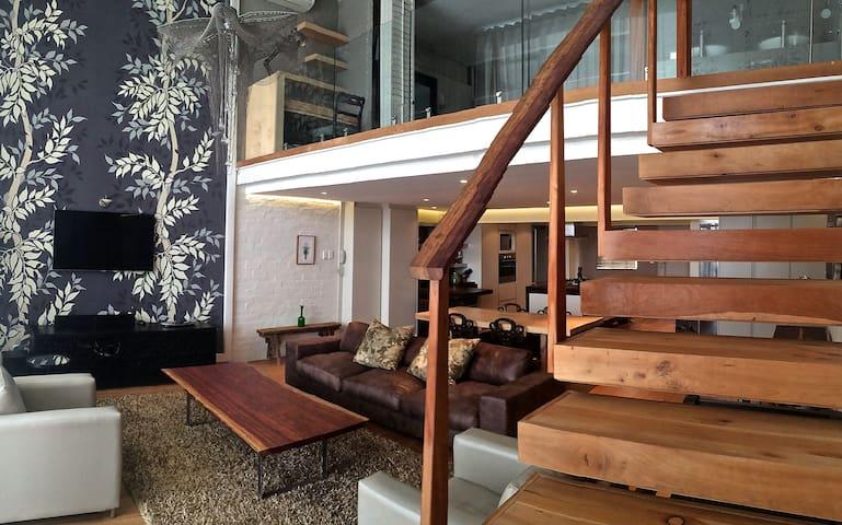 Unique Designer Comfort + Location