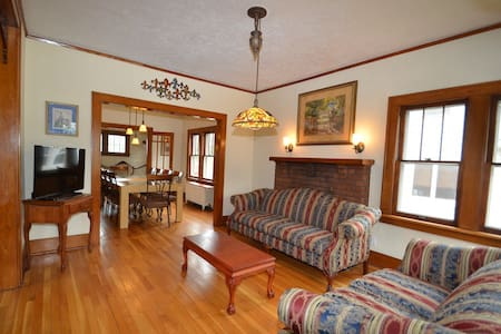 Centrally located spacious 4BR Home