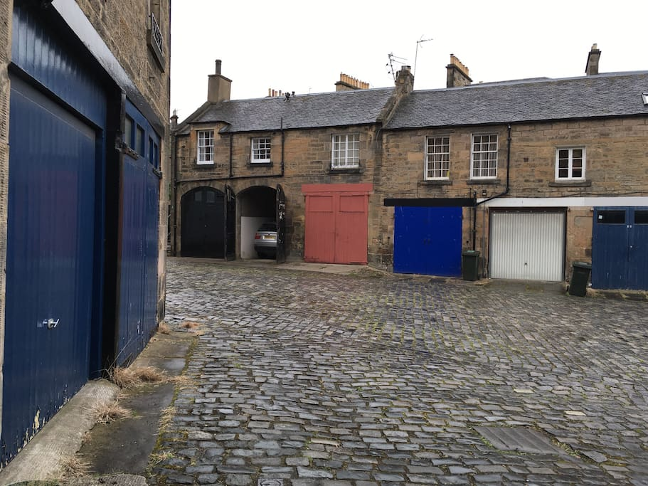 City Centre New Town Mews