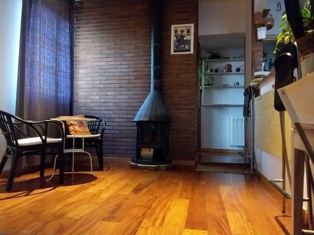 1 Bedroom flat, sunny and very quiet in Lavapiés
