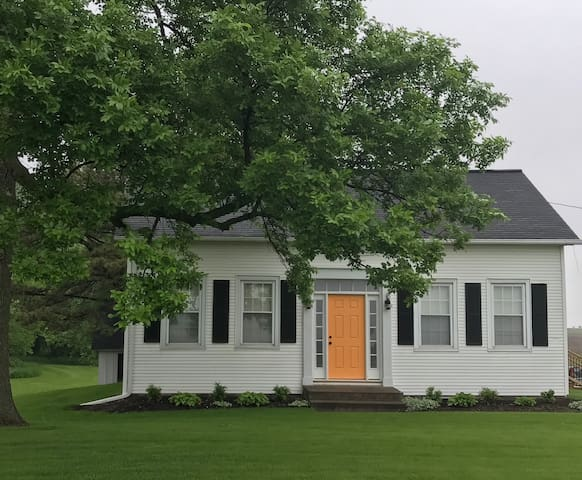 Iowa Farm Cottage