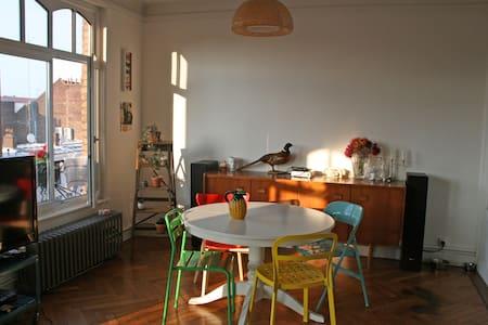 Appartement HYPER CENTRE lumineux - Lille - Lakás