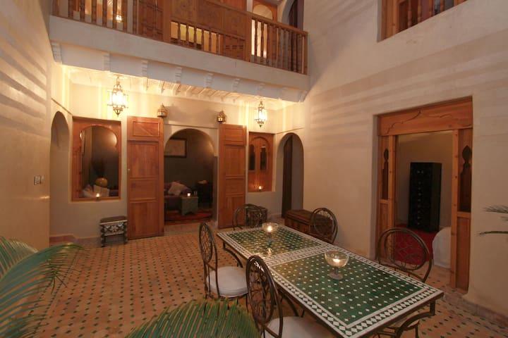Riad Khalid Zrika Marrakech - Marrakech  - Casa