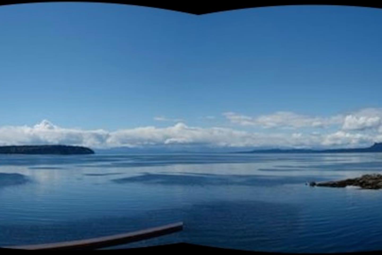 2 bdrm Oceanfront Cottage Retreat