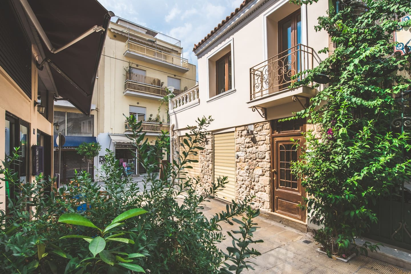 Your home in the heart of Athens!