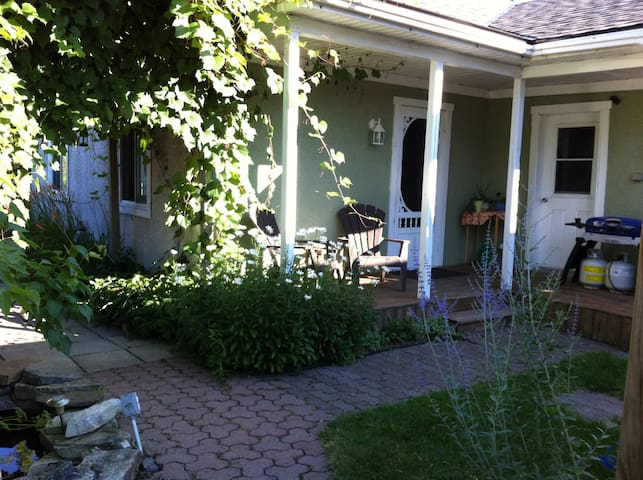 Maison champêtre dans vieux Chambly - Chambly - Hus