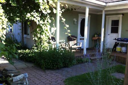 Maison champêtre dans vieux Chambly - Chambly