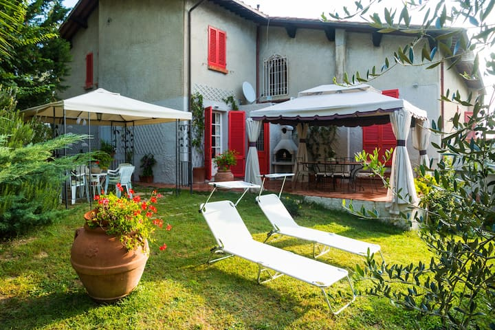 Tuscan countryside at the spa - Lari - Apartemen