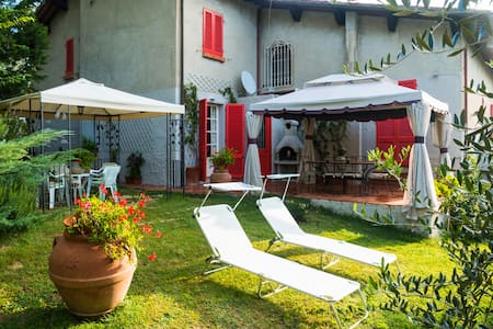 Tuscan countryside at the spa - Lari - Apartamento
