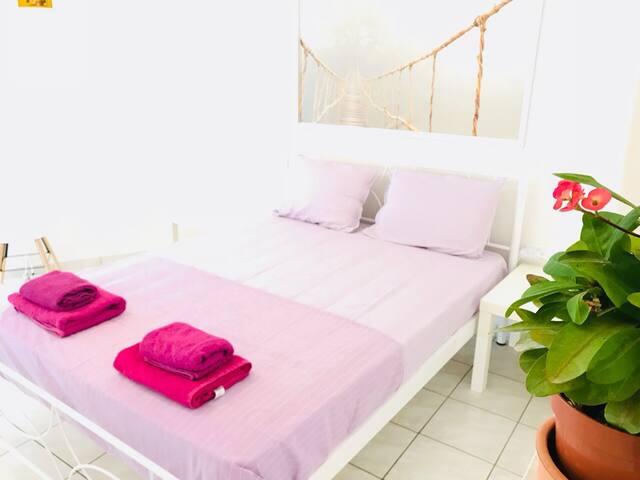 Korona beach apartments 1'beach 5'downtown IIIΙ